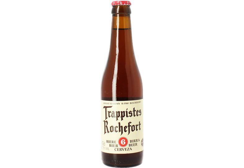 Bottled beer - Rochefort 6