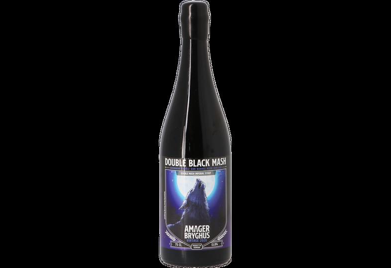 Bouteilles - Amager Double Black Mash 2020 - Bourbon BA