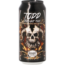 Bottled beer - Amager / Surly - Todd The Axe Man
