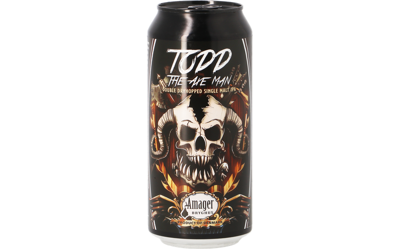 Bouteilles - Amager / Surly - Todd The Axe Man
