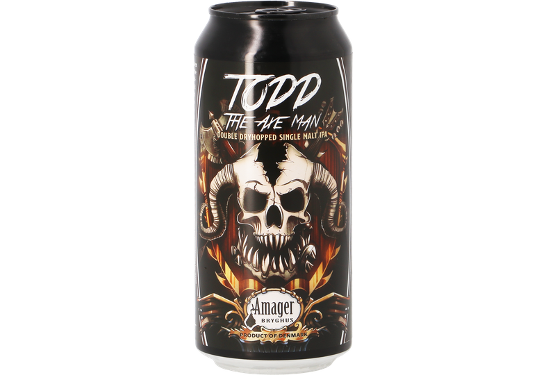 Bouteilles - Amager / Surly - Todd The Axe Man - Can