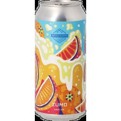Bottled beer - Basqueland Zumo
