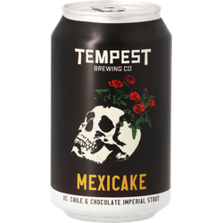 Flaschen Bier - Tempest Mexicake - Can