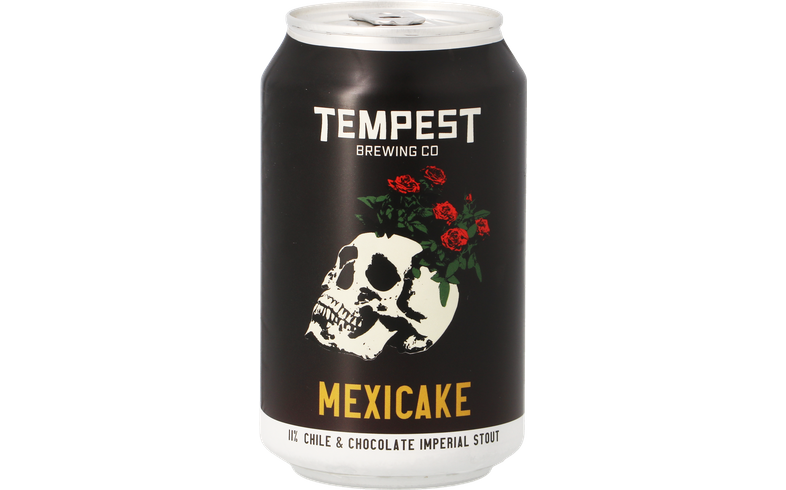 Botellas - Tempest Mexicake - Can