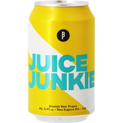 Bouteilles - Brussels Beer Project Juice Junkie