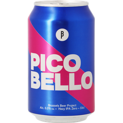 Bouteilles - Brussels Beer Project Pico Bello