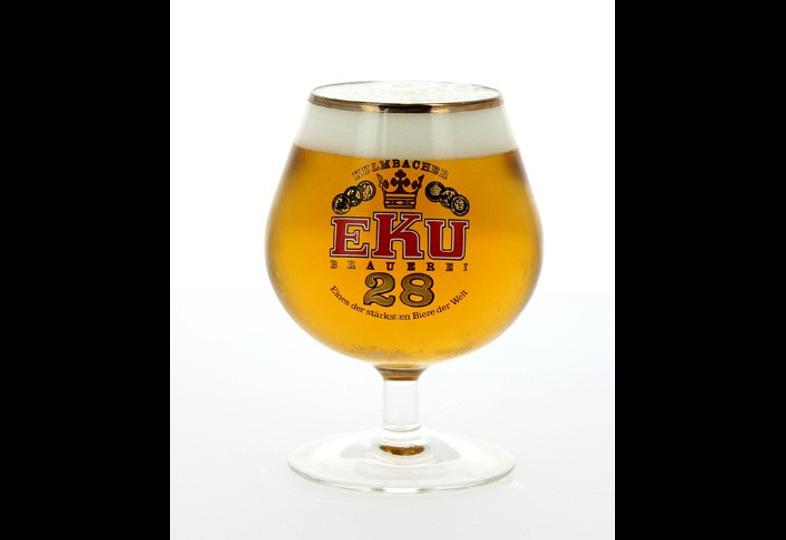 Verres à bière - Verre Eku 28 petit à pied - 12.5 cl