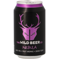 Bouteilles - Wild Beer Nebula - Can
