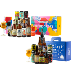 Bottled beer - Pack duo Coffrets Bières Craft