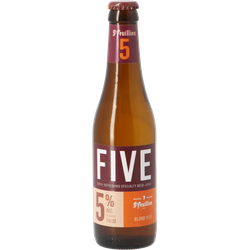 Bottled beer - Saint Feuillien Five