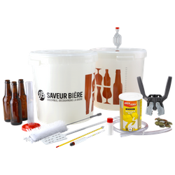 Beer Kit - Complete Brewing Starter Kit Wit Beer