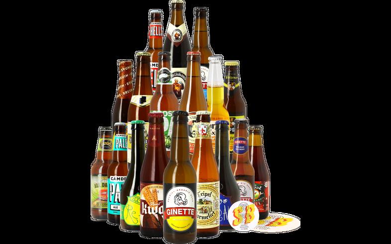 Pack de cervezas artesanales - Las más populares