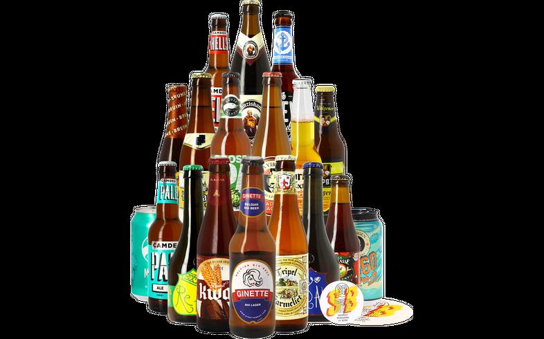 Bierpakketten - Best Sellers Pakket (18 stuks)