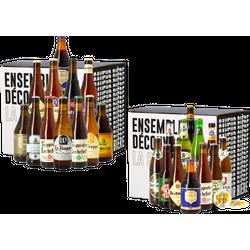 Biercadeaus - Bierpakket Trappistenbieren en Traditionele Bieren