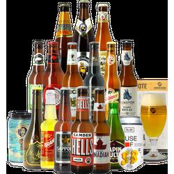 HOPT biergeschenken - Giftpack Globetrotter