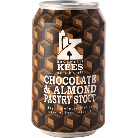 Chocolate and Almond Pastry Stout