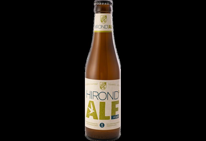 Bottled beer - Hirond'Ale 3.0