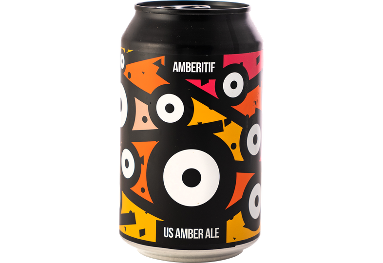 Bottled beer - Amberitif