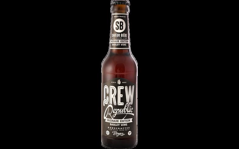 Bottled beer - Grenade Edition