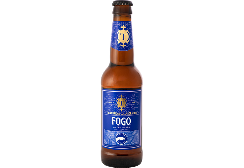 Bottled beer - Fogo