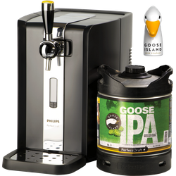 Beer dispensers - Pack Tireuse Perfectdraft Goose Island IPA + Poignée de tireuse Goose Island