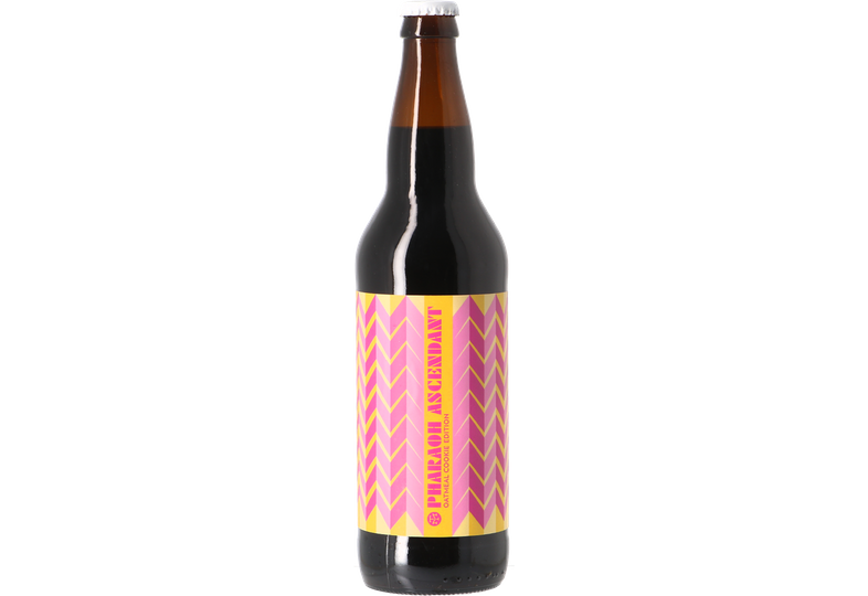 Bouteilles - Modern Times - Pharaoh Ascendant Oatmeal Cookie Edition