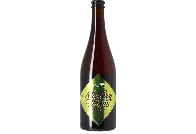Bottled beer - Modern Times - Revolution of the Moon - Red Wine BA