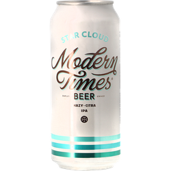 Bottiglie - Modern Times - Star Cloud Hazy IPA