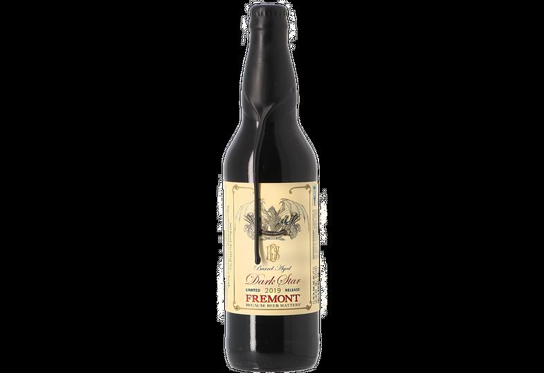 Flaskor - Fremont Bourbon Barrel Aged Dark Star 2019 (BBADS)