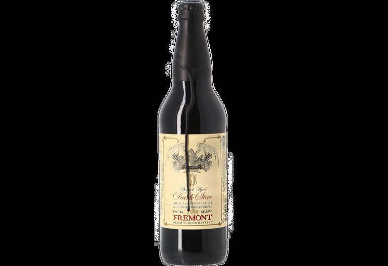 Flessen - Fremont - Bourbon Barrel-Aged Dark Star 2018 (BBADS)