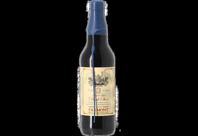 Flessen - Fremont - Bourbon Barrel Aged Dark Star Coffee Edition 2018 (BBADS)