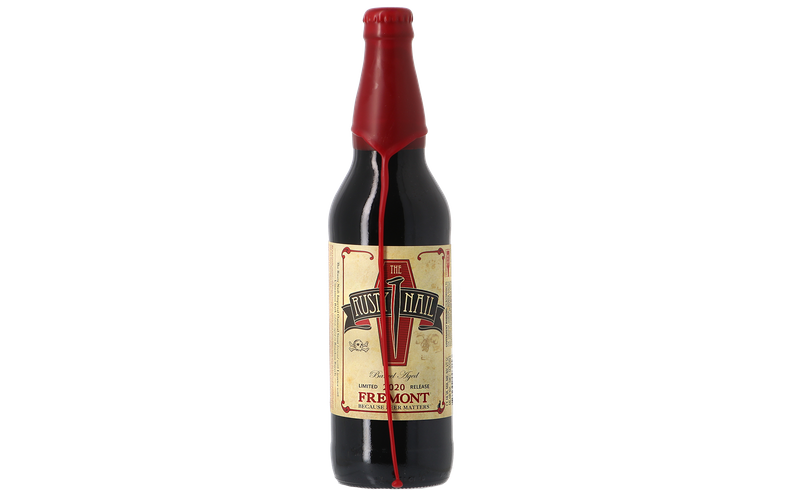 Bouteilles - Fremont The Rusty Nail 2020