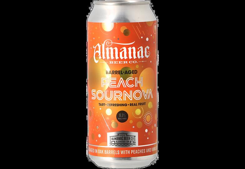 Bouteilles - Almanac - Peach Sournova - Oak BA