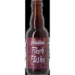 Bottiglie - Almanac Purple Paisley - Oak BA