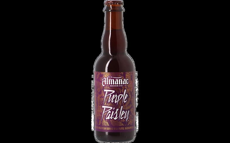 Bottled beer - Almanac Purple Paisley - Oak BA