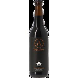 Bottled beer - Abnormal Maple Mornings