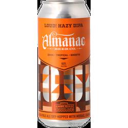 Botellas - Almanac - LOUD! Hazy DIPA