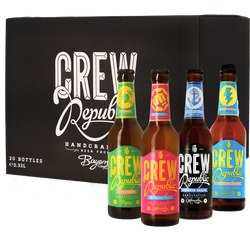 assortiments - Crew Republic - The IPA Sampler Mixed Case