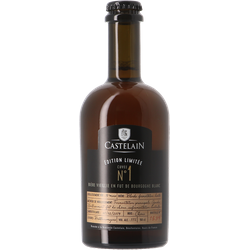 Bottled beer - Castelain Vieillie Blanche