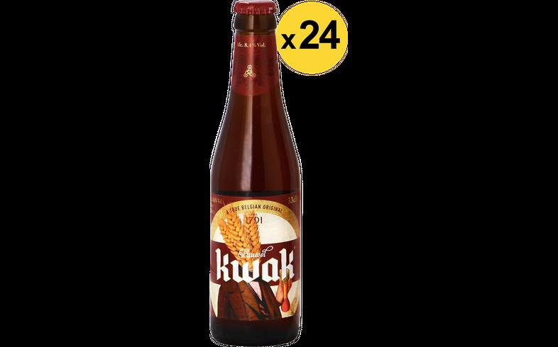 Bouteilles - Big Pack Kwak - 24 bières