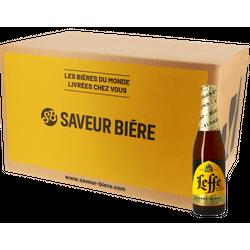Bouteilles - Big Pack Leffe blonde - 24 bières