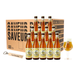 assortiments - Pack Tripel Karmeliet - 12 bières