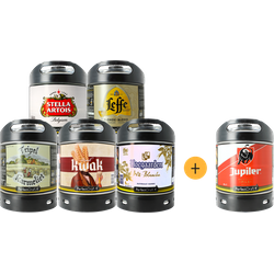 Fässer - Pack 5+1 Gratis Bestsellers PerfectDraft Fässer 6 liter - Mehrweg