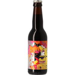 Bottled beer - Lervig Paragon 2018 - Bourbon BA