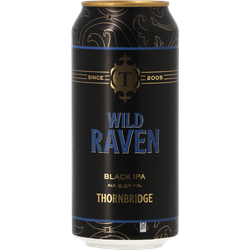Bottled beer - Thornbridge Wild Raven