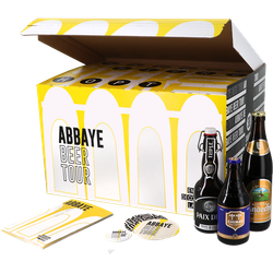 Beer Collections - Pack Abbey Beer Tour