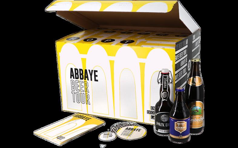 assortiments - Coffret Bière d'Abbaye
