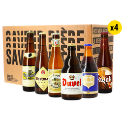 Beer Collections - Big Pack Bières Belges