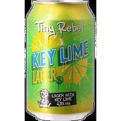 Botellas - Tiny Rebel Key Lime Lager