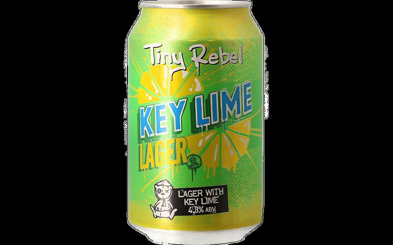 Flessen - Tiny Rebel Key Lime Lager